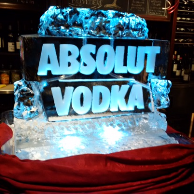 Ice sculpture