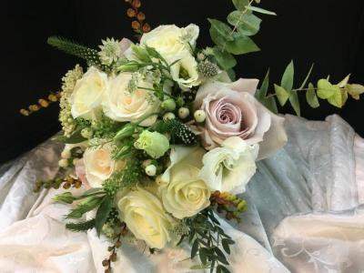 Country Bridal Bouquet