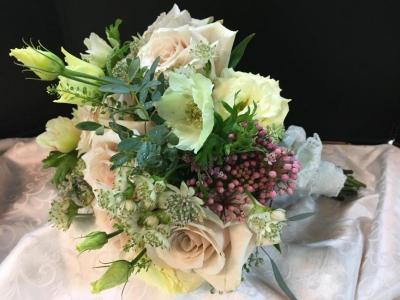 Country Bridesmaid Bouquet