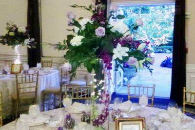 Crown Centerpiece