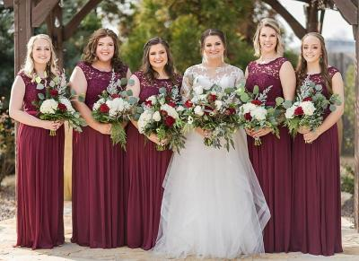Alyssa Burks Photography / Jonesboro, AR Wedding