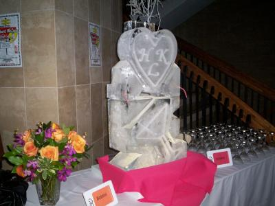 Heart Martini Luge
