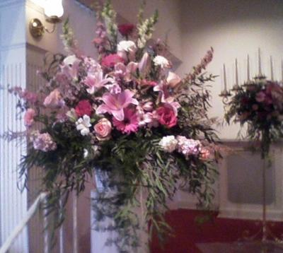Beautiful Large Wedding Arrangements