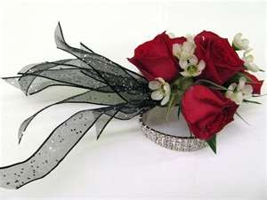 Elegant Evening Corsage