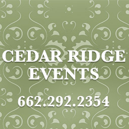CEDAR RIDGE EVENTS, Coldwater, Mississippi