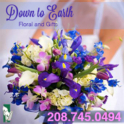 DOWN TO EARTH FLORAL & GIFTS, Rigby, Idaho