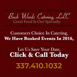 Back Woods Catering, Forest Hill, Louisiana