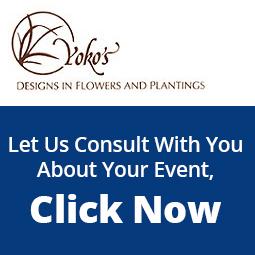 Yoko's Designs In Flowers and Plantings, San Francisco, California
